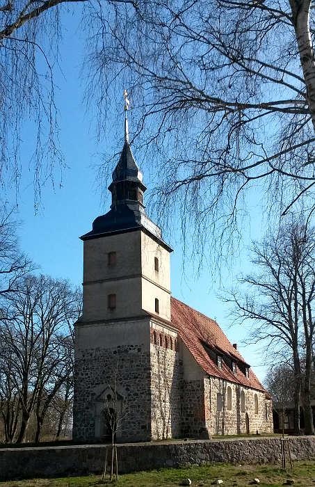 Kirche St. Petri in Benz