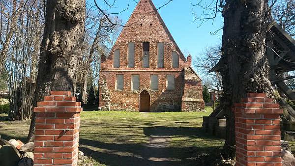 Kirche Garz