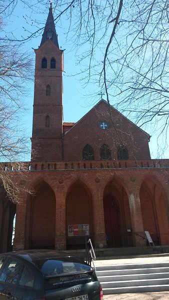 Kirche Heringsdorf