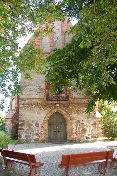 Kirche Koserow