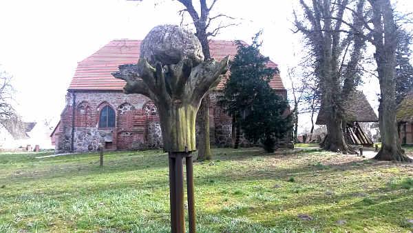 Kirche Liepe