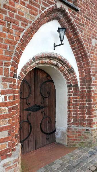 Kirche Mönchow