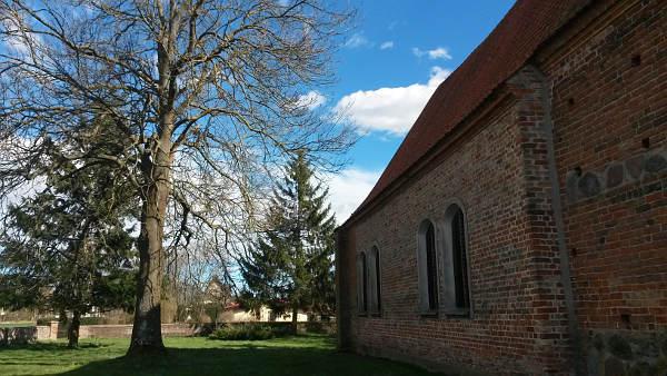 Kirche Mellenthin