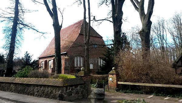 Kirche Morgenitz