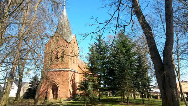 Kirche Stolpe