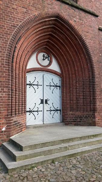 Kirche Stadt Usedom