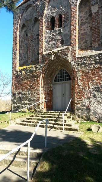 Kirche Zirchow