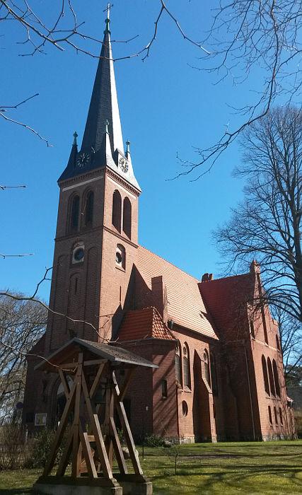 Evangelische Kirche Ahlbeck