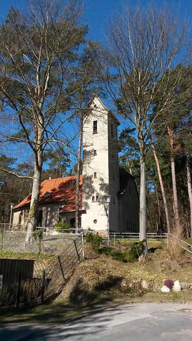 Kirche Bansin